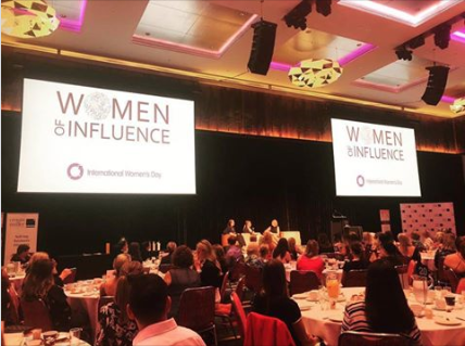 Women of Influence: International Women's Day Breakfast