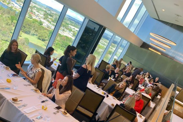 QFL's Gold Coast Family Lawyers attend Business Development Lunch